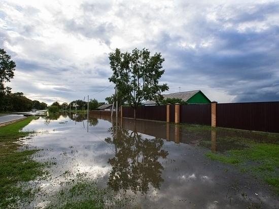 МЧС выпустил экстренное предупреждение для Приморья: затопит дома