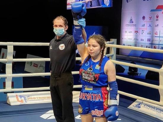 Впервые за 19 лет Бурятия получила «золото» по тайскому боксу