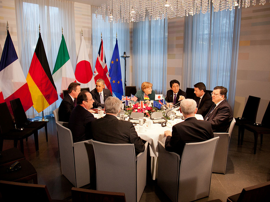 Министры иностранных дел G7 намерены обсудить взаимоотношения с Россией