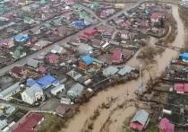 Комиссии по оценке нанесенного ущерба работают в населенных пунктах Республики Алтае, которые пострадали от паводка.