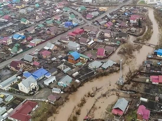 На Алтае ущерб от паводка составил более 70 млн рублей
