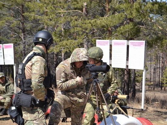 В Бурятии прошел турнир по тактической стрельбе ко дню образования ОМОН