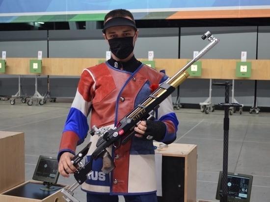 Стрелок из Ноябрьска завоевал «золото» на всероссийских соревнованиях
