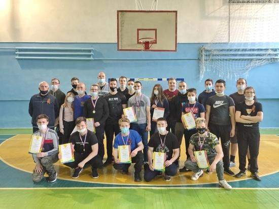 В Ивановской области прошли соревнования по русскому жиму