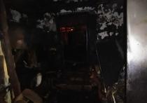 25-летний мужчина погиб на пожаре в  Иркутске