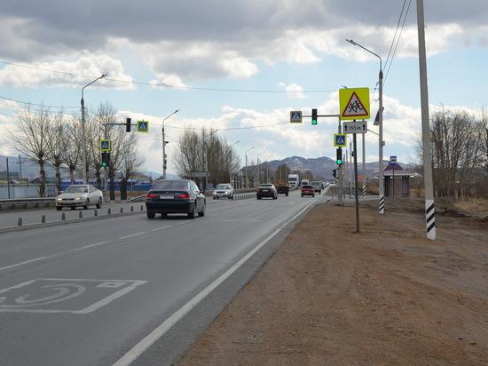 На федеральных дорогах в Бурятии снизилась аварийность