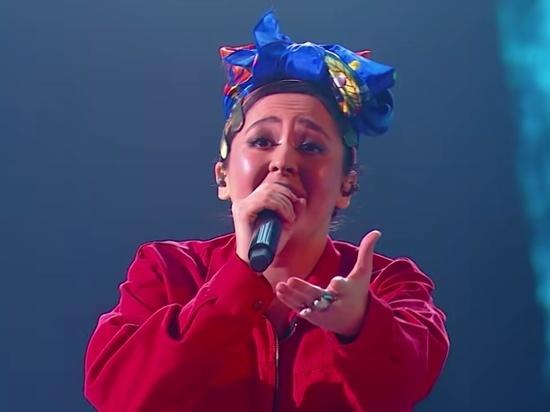 Певица готовится к участию в музыкальном конкурсе «Евровидение»