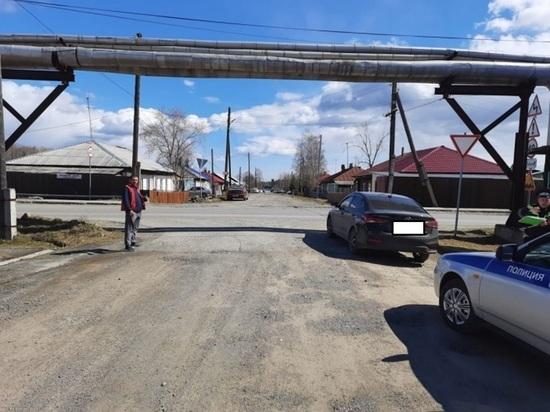 В Свердловской области 8-летнего мальчика сбил Hyundai Solaris