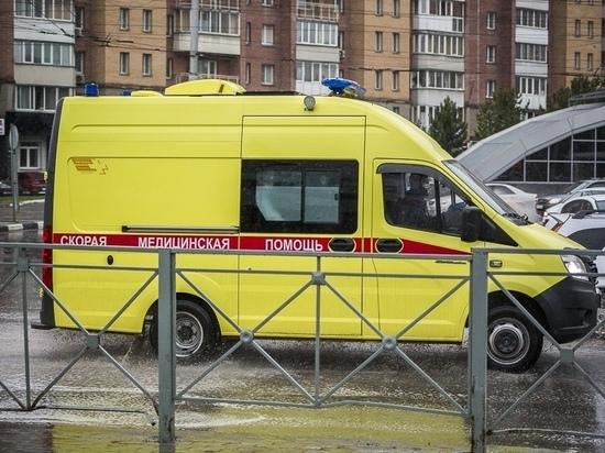 Трехлетняя девочка рассекла подбородок в игровом клубе в Новосибирске