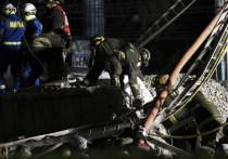 В минувший понедельник, 3 мая, в столице Мексики Мехико обрушилась опора моста на 12-й линии городского метрополитена