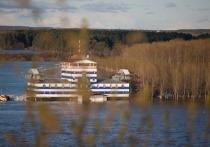 Наступил пик паводка в Кирове