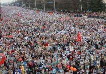 «Бессмертный полк» получил заявки на участие в акции от 55 тысяч жителей Башкирии