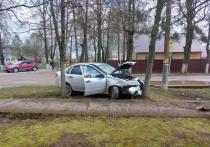 В калужской Бетлице водитель погиб после наезда