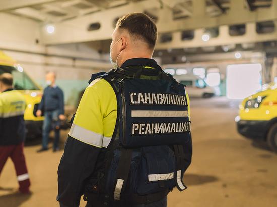 Из Саратова в Киров доставили тяжелого пациента после ДТП