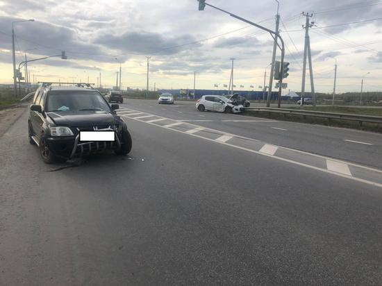 Два взрослых и ребенок пострадали в ДТП на трассе под Калугой