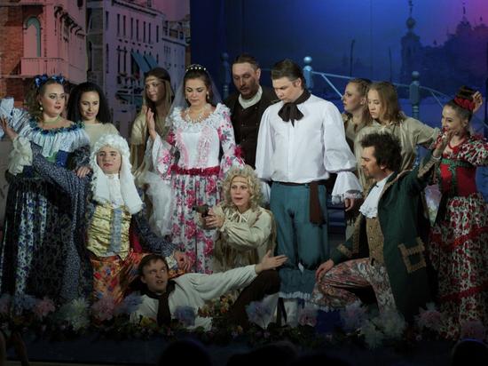 Тамбовский молодёжный театр опубликовал афишу на май