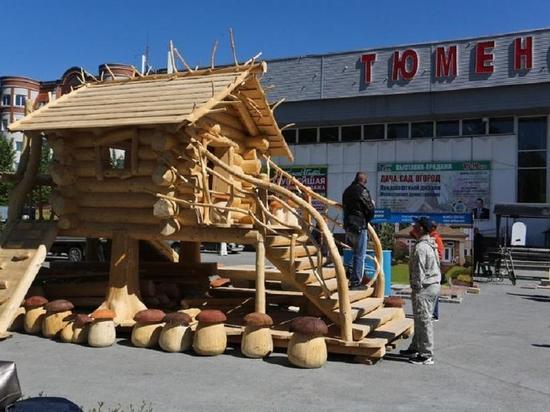 В этом году «Тюменская ярмарка» приняла 100 тысяч человек