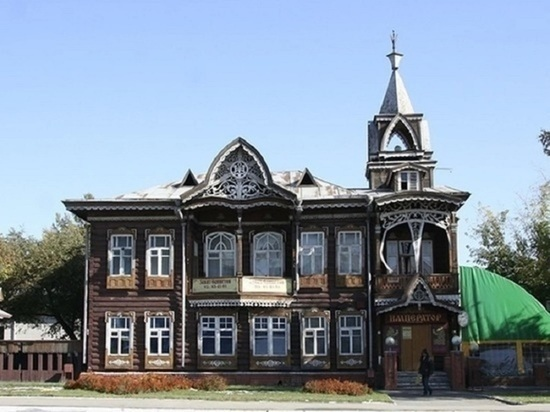 Старинное здание ресторана «Русский чай» продали в Барнауле