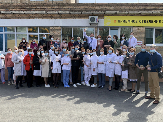 Дальзаводская больница во Владивостоке снова работает по обычному профилю