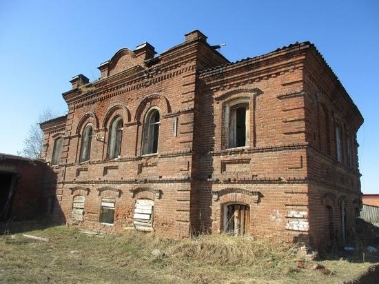 В Свердловской области продают здание Земской школы 1871 года
