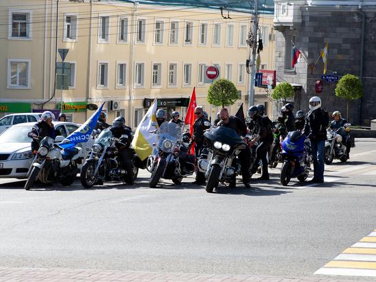 Ставропольские мотоциклисты присоединились к «Ночным Волкам»