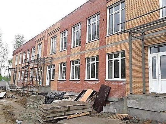 Эксперты признали аварийным недостроенный детский сад под Новосибирском