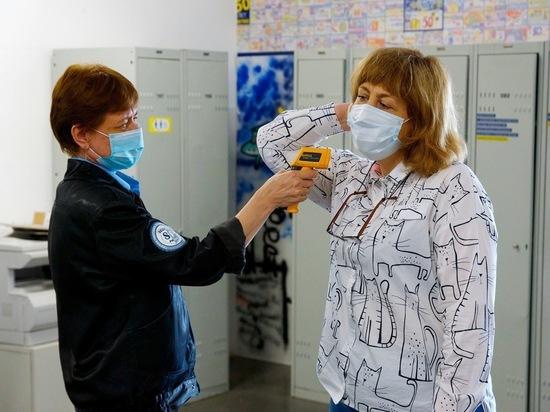 За сутки от ковидной пневмонии умерли 5 южноуральцев
