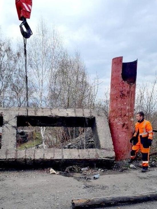 Дорогу вдоль Аглофабрики откроют в Новокузнецке
