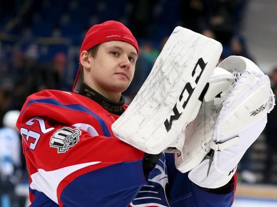 Вратарь ярославского «Локомотива» подписал контракт с клубом НХЛ
