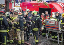 Один из сотрудников отеля рассказал подробности пожара в отеле «Вечный Зов»