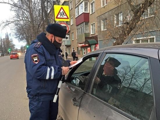 За три дня в Тамбовской области поймали более 50 пьяных водителей