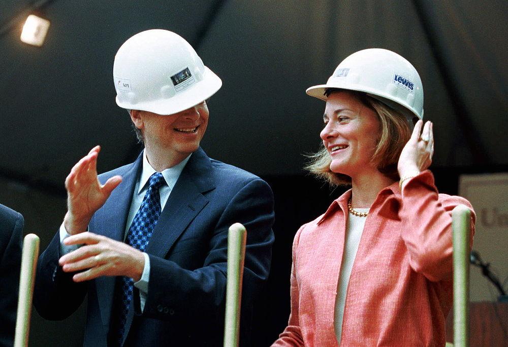 Билл и Мелинда Гейтс разводятся: история семьи в фотографиях