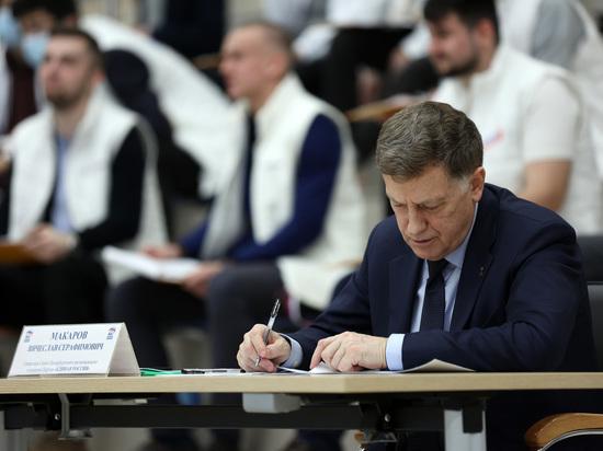 Вячеслав Макаров решил избираться в ЗакС Петербурга