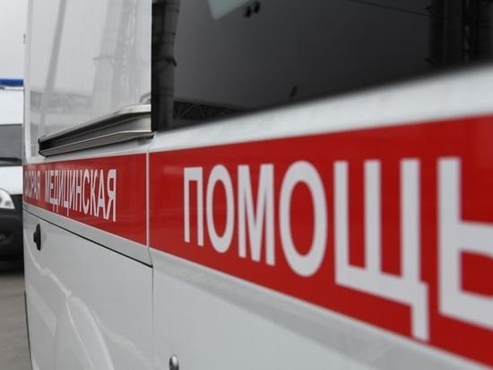 Под Волгоградом водитель скончался после опрокидывания ВАЗа в кювет