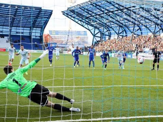 Вместо клуба из Тамбова, который много лет обещал построить стадион, будет клуб из Оренбурга