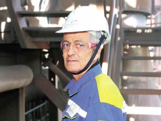 Работник ОЭМК занесён на областную Аллею Трудовой Славы