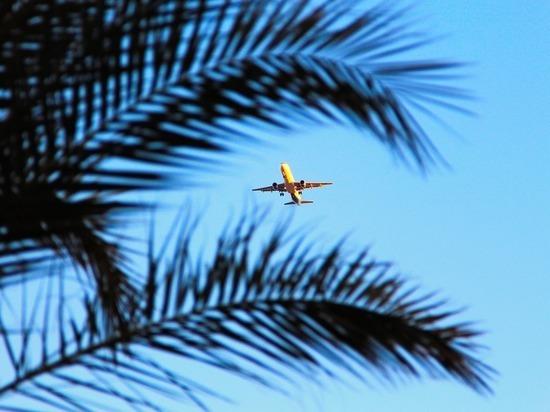 Из аэропорта Красноярска вылетел первый прямой рейс в Египет