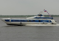 Югра открыла сезон речной навигации