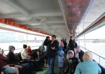 Навигацию на Оби открыли в Новосибирской области