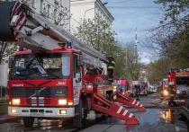 Кадеты, проживавшие в гостинице «Вечный зов», где сегодня ночью произошел пожар с жертвами, приехали в столицу на военно-спортивные сборы