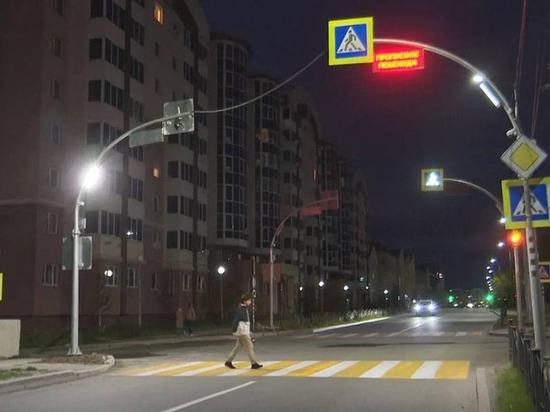 «Умные» пешеходные переходы появятся в Ноябрьске и Новом Уренгое