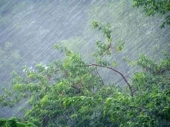 В Калмыкии сегодня ожидается ухудшение погоды
