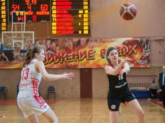 Баскетболистки из Иванова вошли в пятерку лучших в итоговой таблице детско-юношеской лиги страны