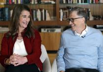 Развод Билла и Мелинды Гейтс означает раздел четвертого по величине состояния в мире