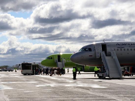 Аэропорт Нового Уренгоя будет работать по новому расписанию из-за реконструкции