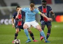 4 мая «Манчестер Сити» на своем поле сыграет с ПСЖ в рамках ответного матча полуфинала Лиги чемпионов