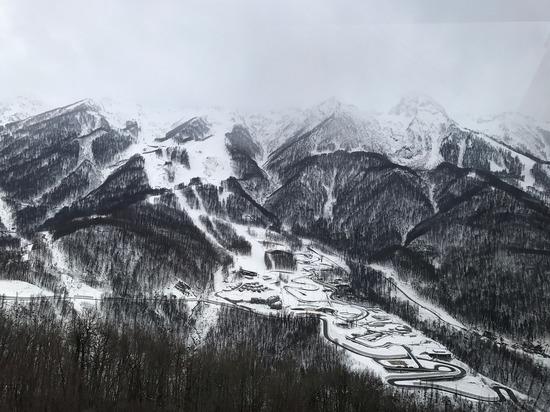 ФАС вынесла предупреждение горнолыжному курорту в Сочи из-за жалоб клиентов