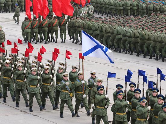 Из-за репетиций парада Победы перекроют дороги и закроют станции метро