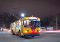В Рязани изменится маршрут троллейбуса №2