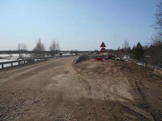 В ноябре 2019 года у деревни Большие Кулики в Шахунском районе (ныне гор